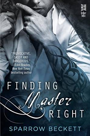 Finding Master Right by Sparrow Beckett Cover
