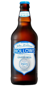 Hollows & Fentimans Ginger Beer