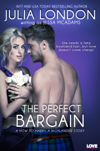 Perfect Bargain by Julia London Cover