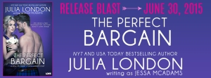 The Perfect Bargain by Julia London Book Tour