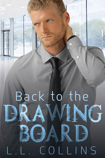 Back To The Drawing Board by L.L. Collins Cover