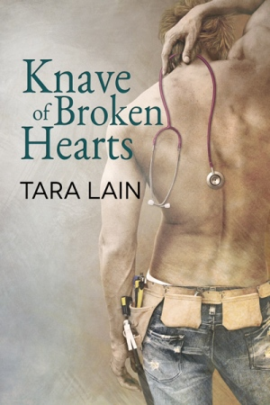 Cover Knave of Broken Hearts By Tara Lain