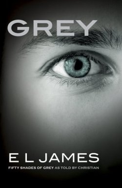 Grey by E.L. James Cover