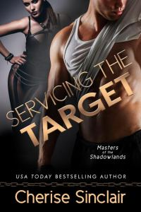 Servicing the Target by Cherise Sinclair Cover