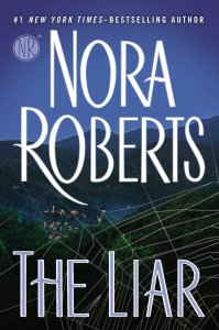The Liar by Nora Roberts Cover
