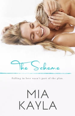 The Scheme by Mia Kayla Book Cover