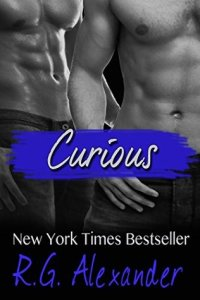 Curious by R.G. Alexander Cover